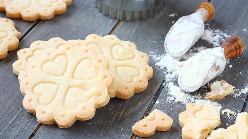 Biscottini di riso. Le ricette di cucina di Margherita.net