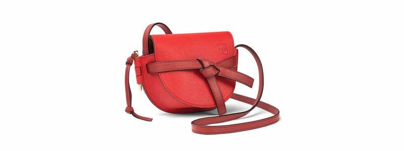 Loewe - Gate small bag: 1400 euro - www.loewe.com