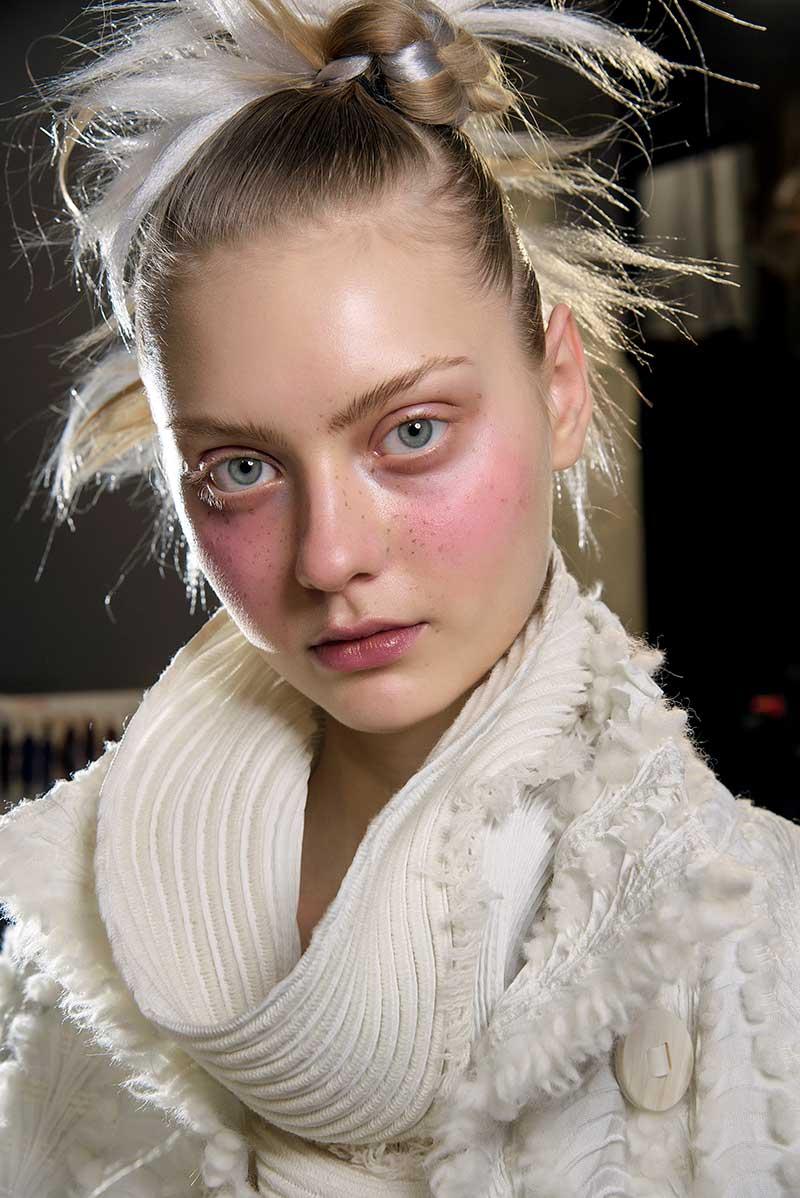 Make-up. Novità trucco per l'inverno 2018 2019