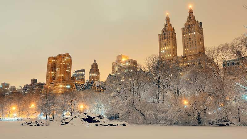 Natale a New York. Con Margherita a spasso per le vie della città che non dorme mai