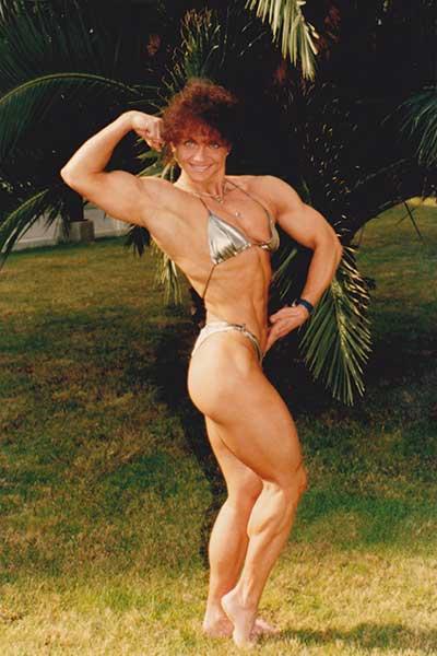 Patrizia Boaretto campionato mondiale 1996