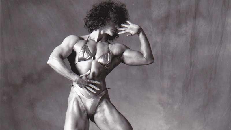 Patrizia Boaretto - Photo courtesy of Patrizia Boaretto 1996