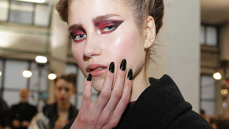 Antonio Marras AI 2018 2019, make-up: Tom Pecheux per M.A.C