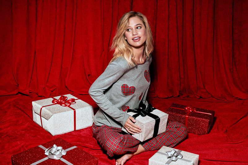 Le proposte lingerie di Intimissimi per il Natale 2018 e il Capodanno 2019