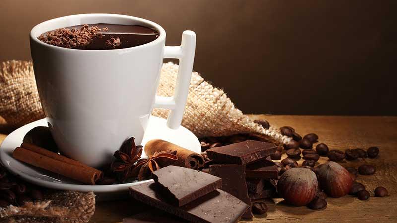 La vera cioccolata calda
