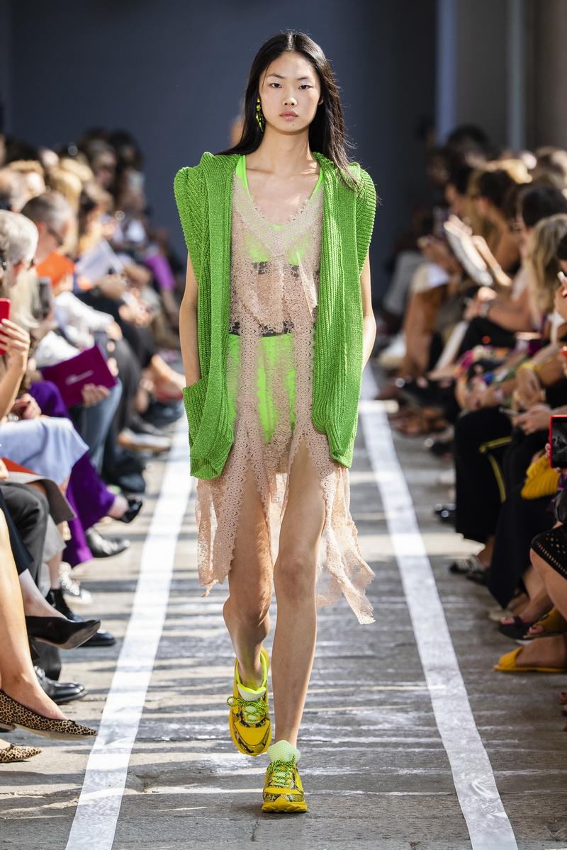 Blumarine collezione moda primavera estate 2019
