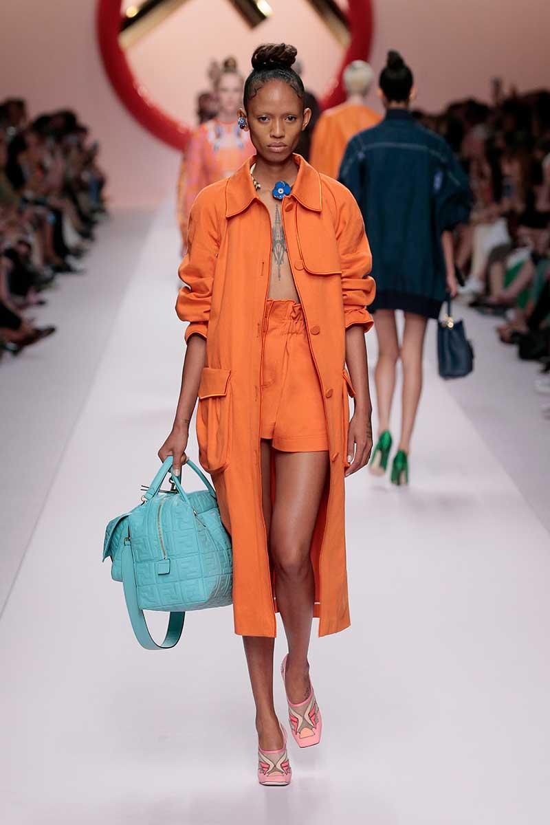 I nuovi colori di moda primavera estate 2019