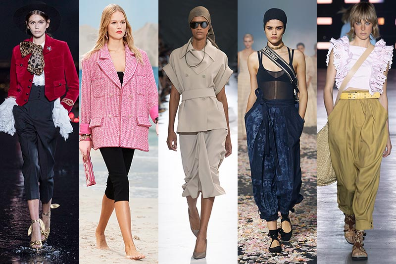 Nuove tendenze moda donna primavera estate 2019