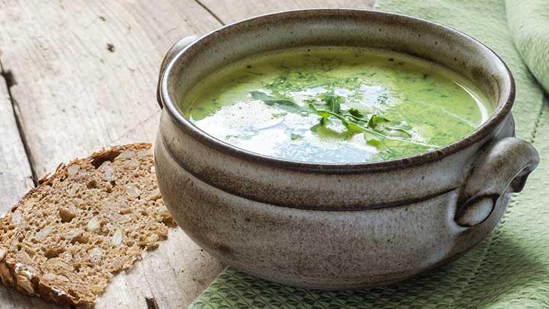 Zuppa di bietole e patate. Una ricetta detox