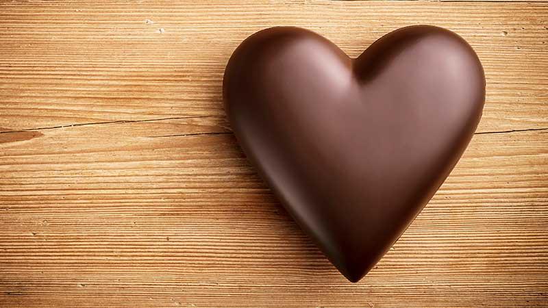 Cuori di cioccolato alle amarene. Le ricette di San Valentino