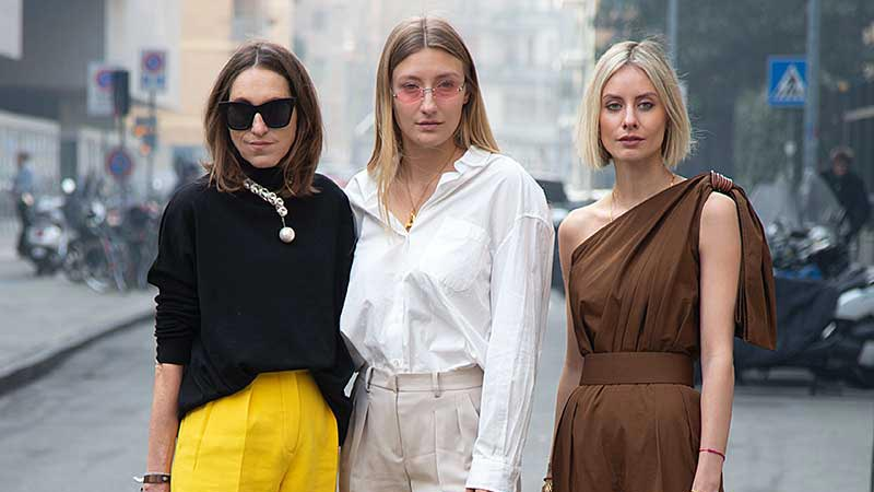 Streetstyle Milan Fashion Week autunno inverno 2019 2020