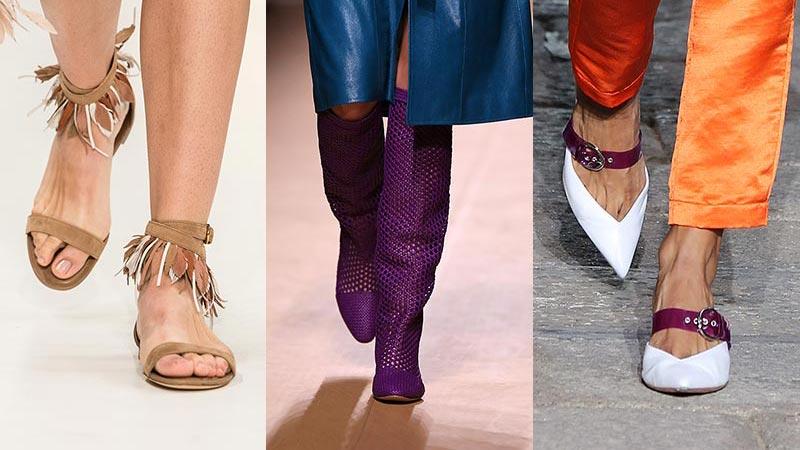 Le nuove tendenze scarpe donna primavera estate 2019 e1b8e5ce422