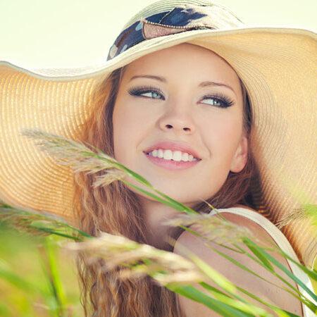 La primavera e le recidive di acne