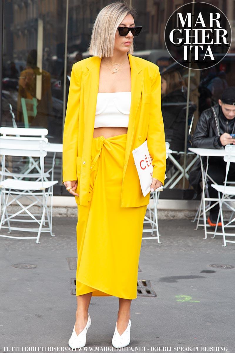 Primavera 2019: il giallo è il colore da indossare