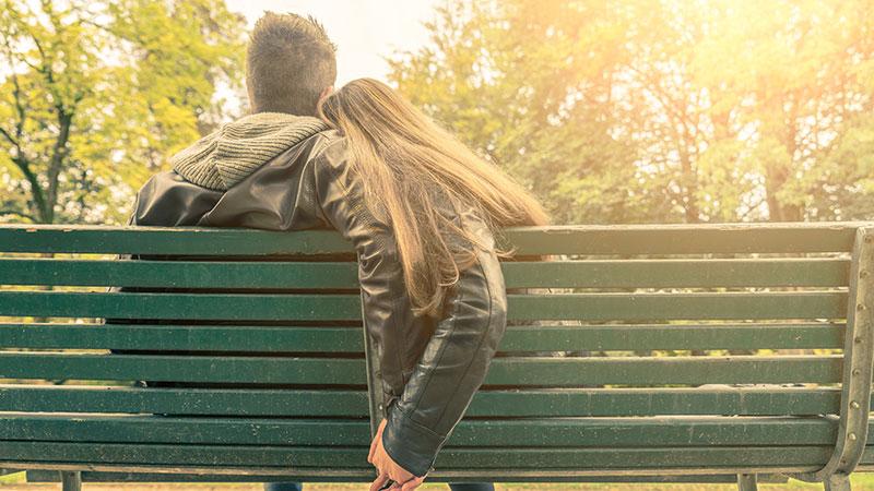 Quando la coppia funziona, ma non ci si cerca più. Cosa significa, cosa fare?