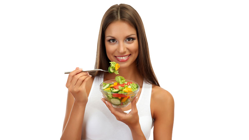 10 regole per dimagrire bene, e perdere peso in modo sano