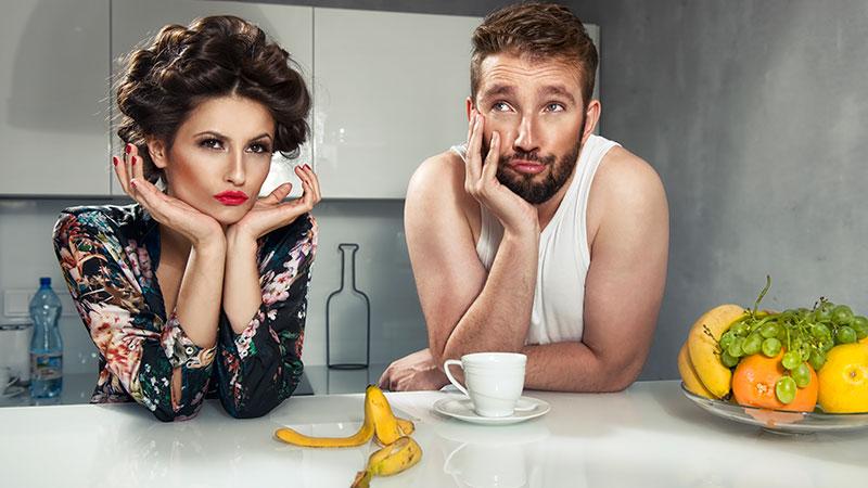 I rischi reali e potenziali della dieta dimagrante troppo severa o sbilanciata