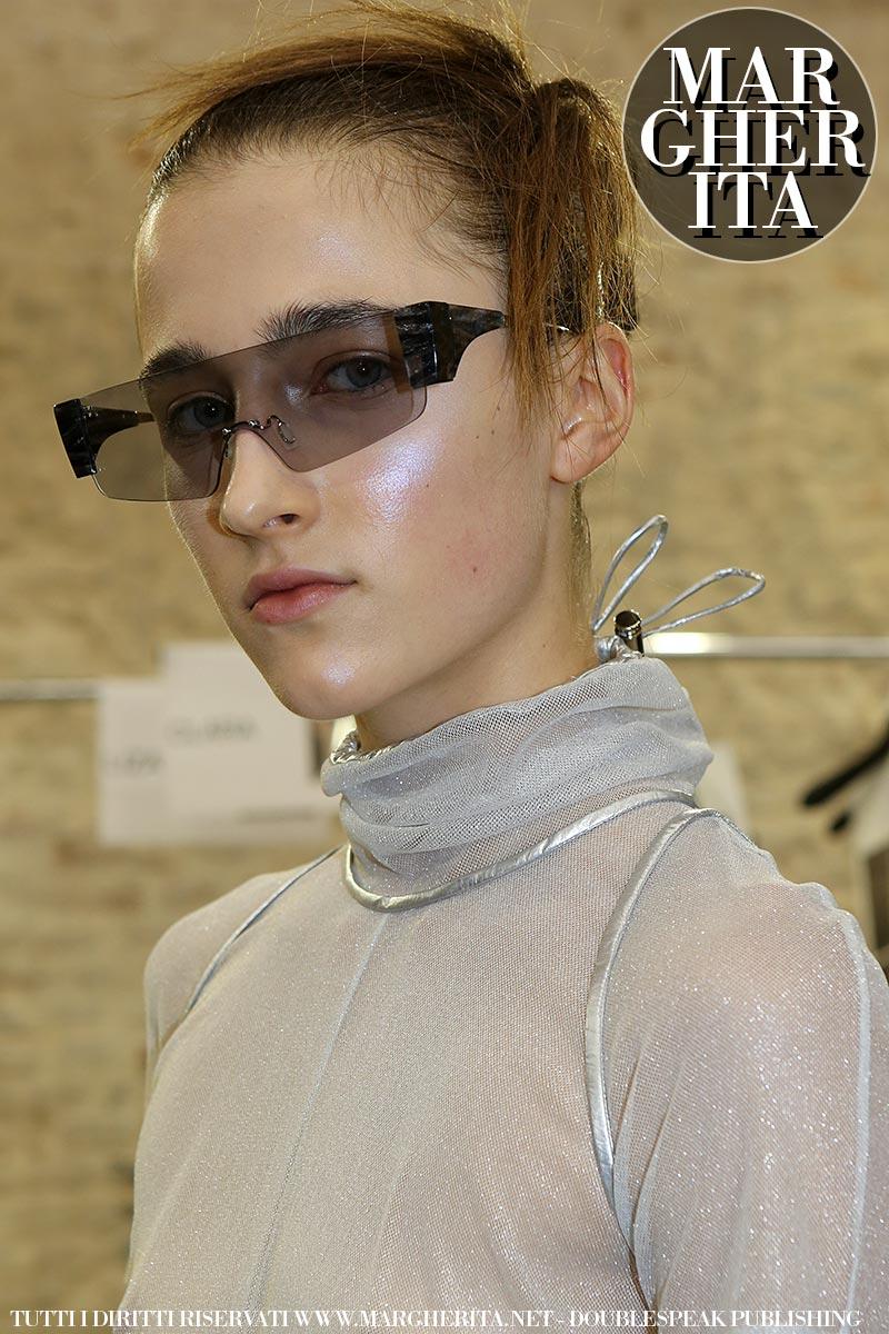 Nuove tendenze moda occhiali da sole primavera estate 2019.