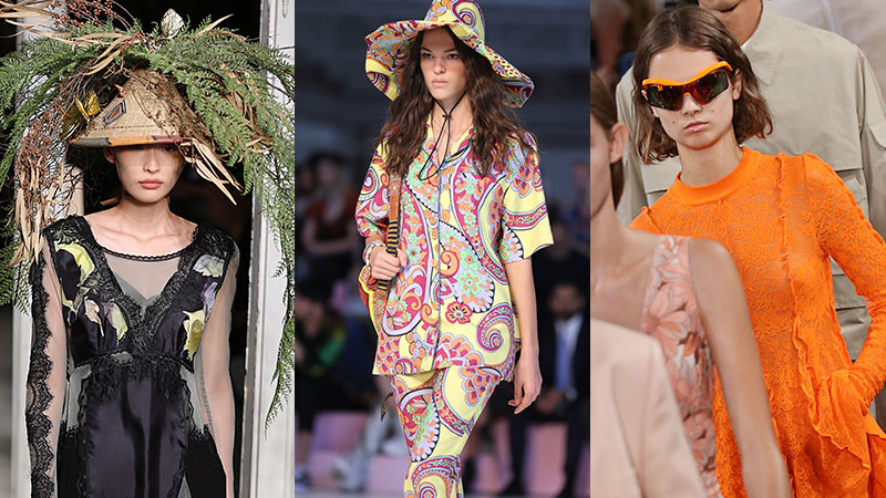 La moda primavera estate 2019. Tendenze moda: in e out!