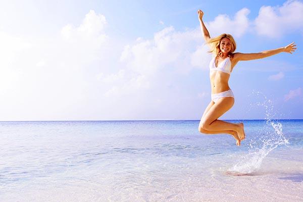 La cellulite può essere attenuata con un regolare esercizio fisico?