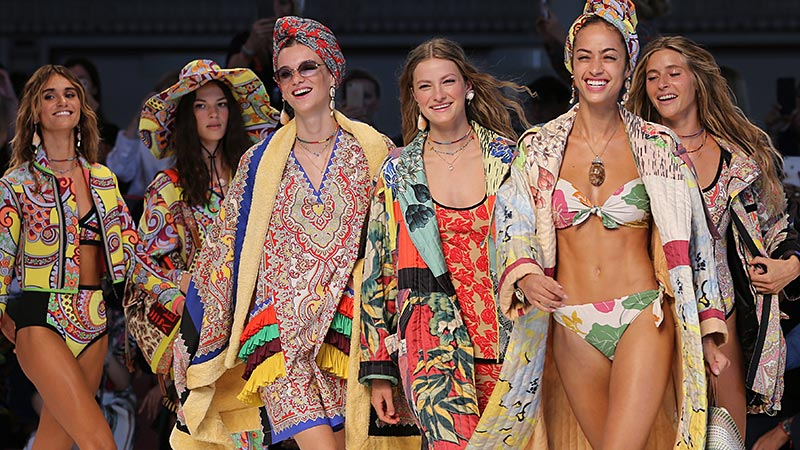 11 Tendenze costumi da bagno per l'estate 2019