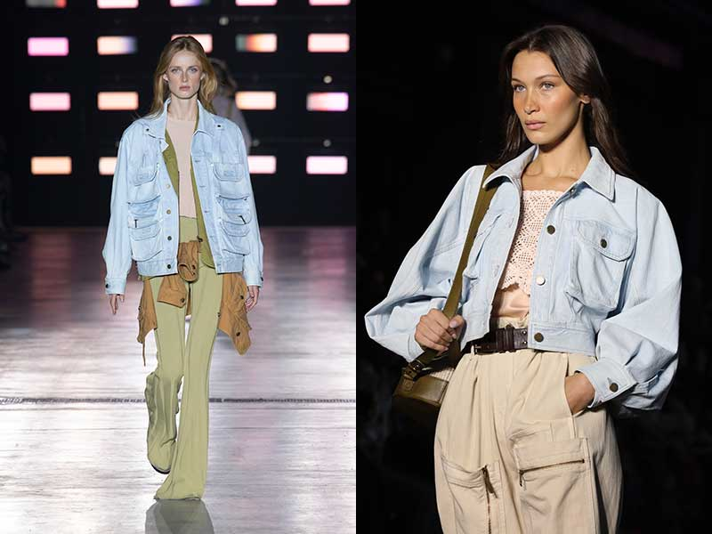 Tendenze denim primavera estate 2019