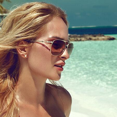 Le colorazioni capelli in estate: idee e consigli. Lo sapevate che il sole è un ottimo alleato?
