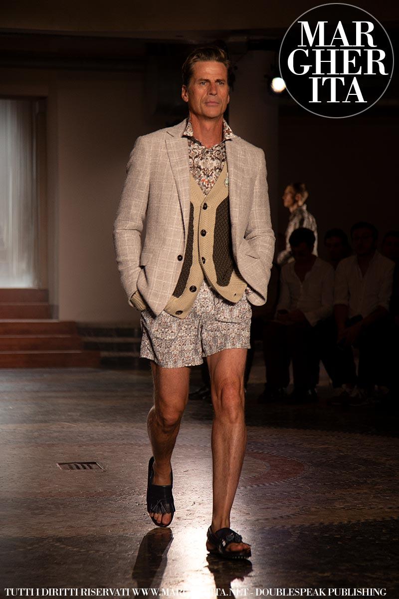 Top model, modelli, durante la Milan Fashion Week PE 2020