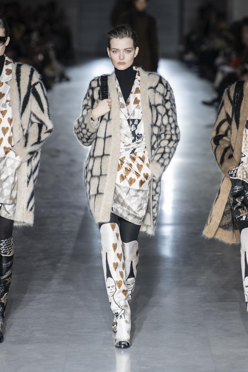 Collezione moda Max Mara autunno inverno 2019 2020