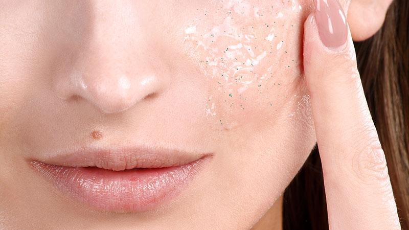 La detersione e la pulizia della pelle