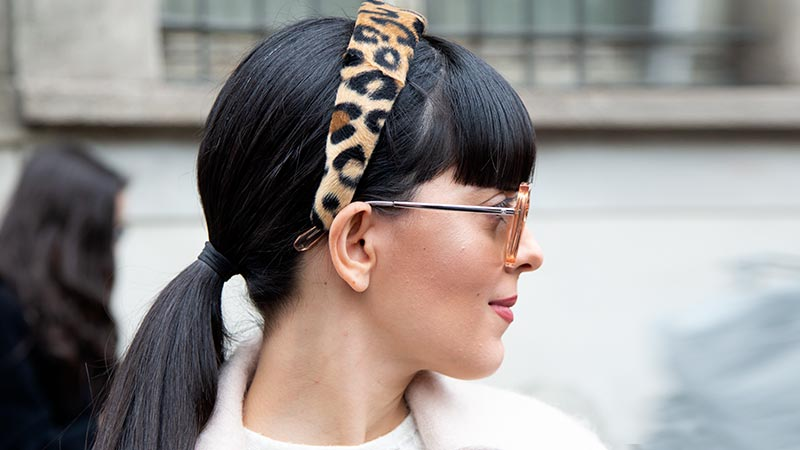 Accessori per capelli 2019. Il cerchietto bombato