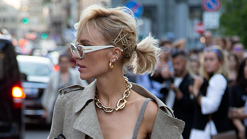 Gli accessori per capelli inverno 2019 2020