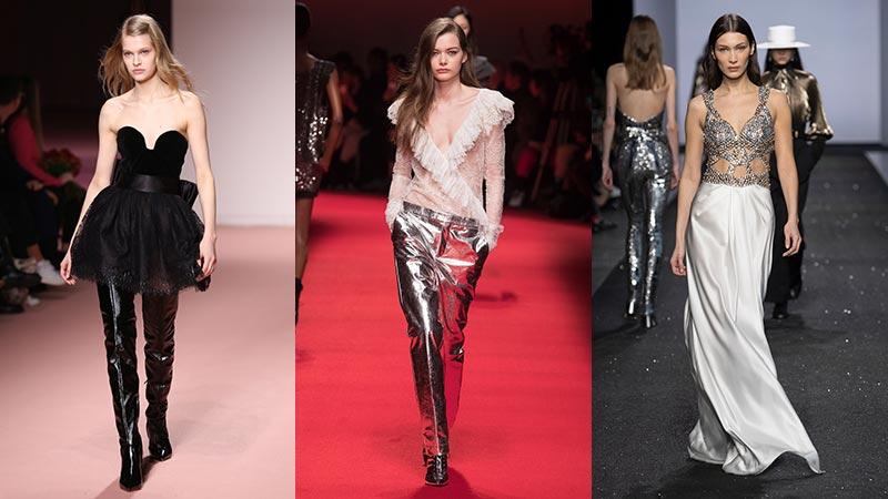 Moda per le feste Natale 2019 e Capodanno 2020