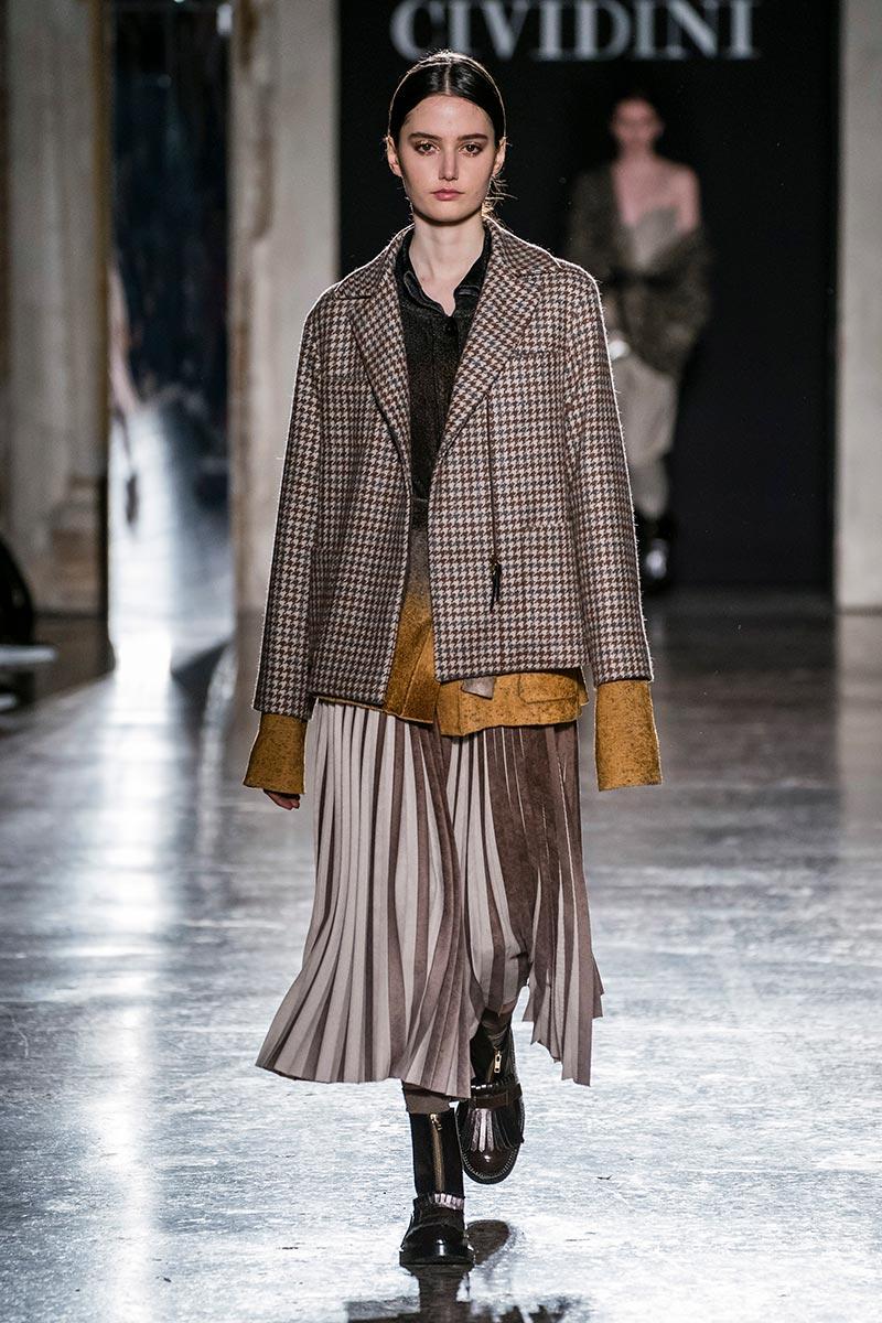 Tendenza moda donna inverno 2020: bourgeois
