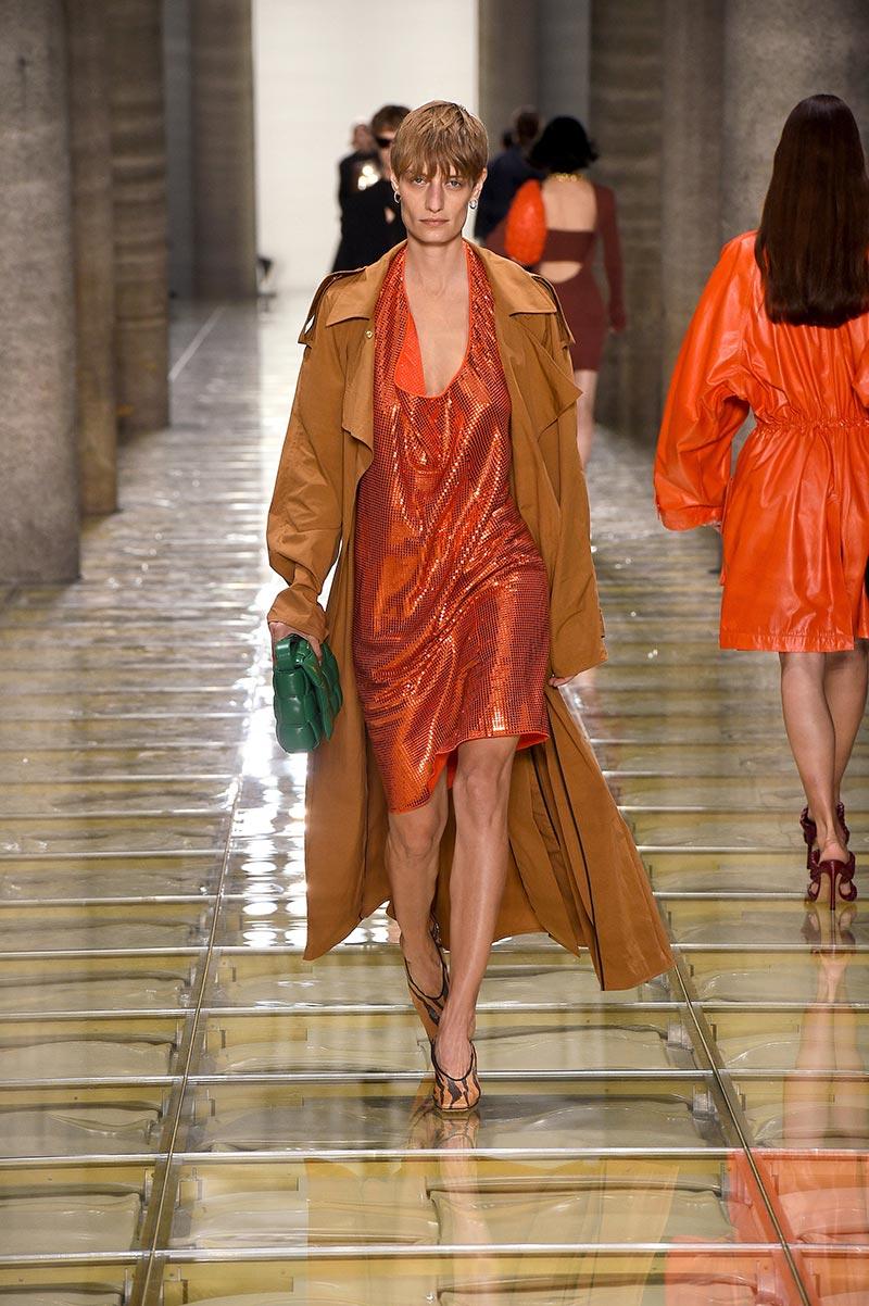 Moda primavera estate 2020. Bottega Veneta