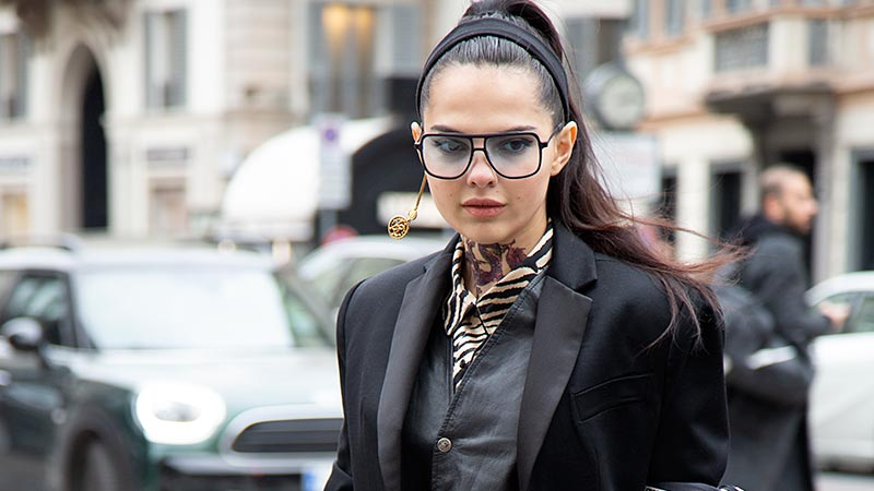 Moda donna 2020 street style - Foto Charlotte Mesman