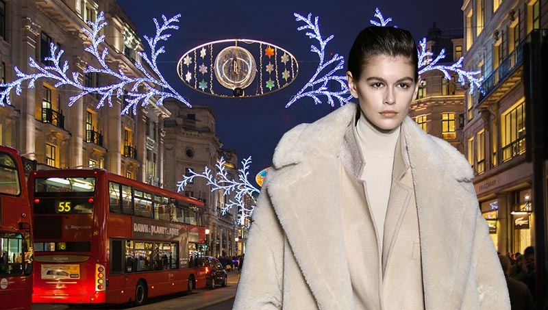 Le tendenze moda a Londra