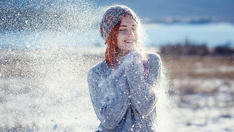 La pelle secca in inverno. Come proteggere e curare la pelle dal freddo inverno