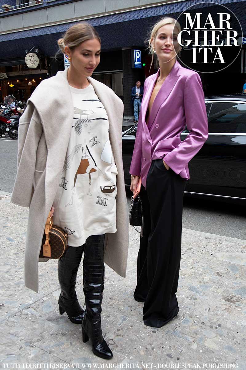 Moda inverno 2020, street style
