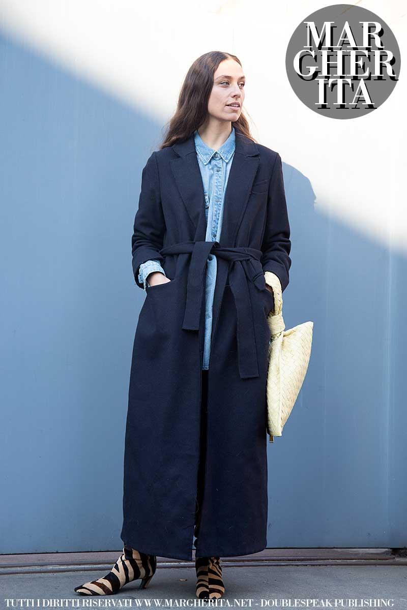 Streetstyle moda donna inverno 2020. Milan Fashion Week Uomo