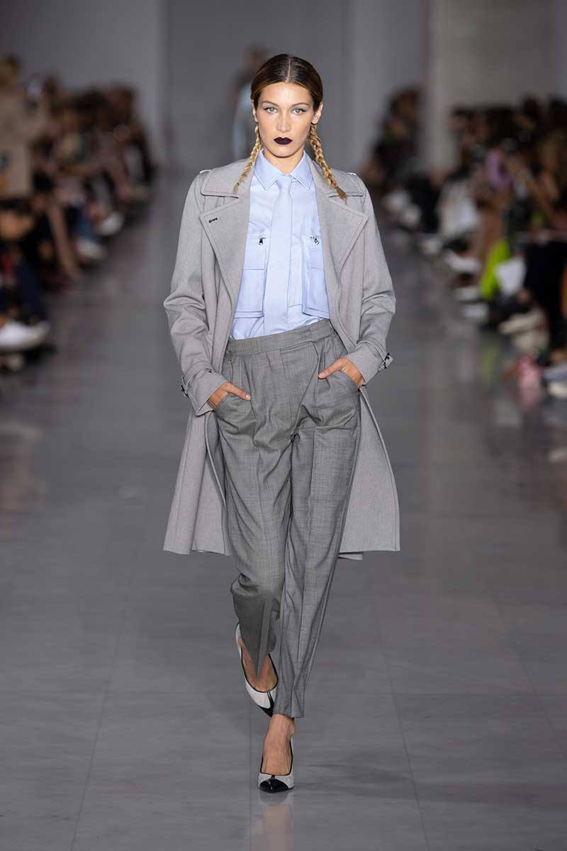 Tendenze moda pantaloni donna primavera estate 2020: Sfilata Max Mara