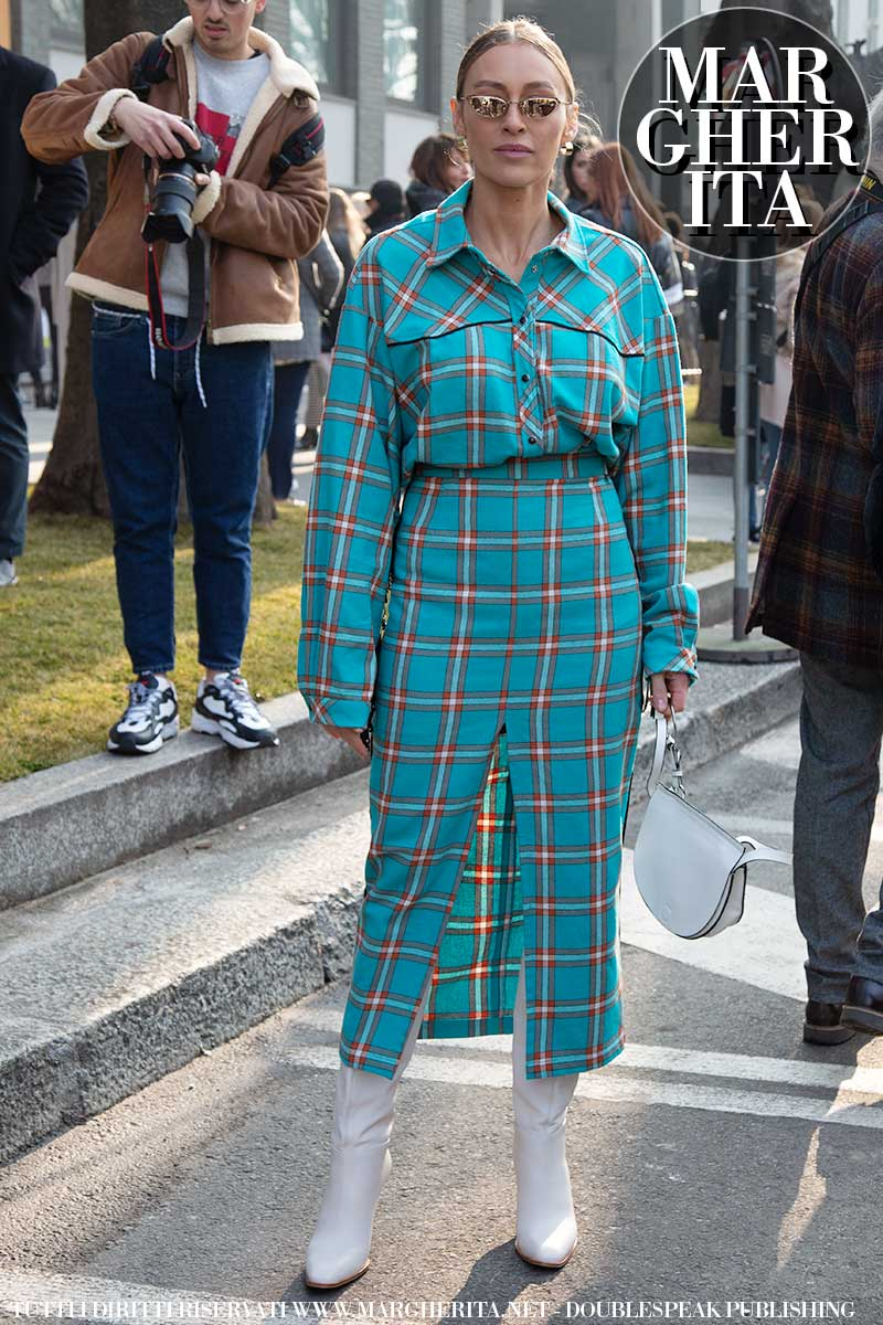 Moda Street style donna primavera 2020