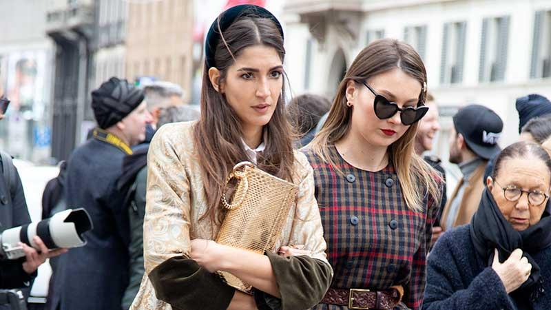 Streetstyle primavera 2020. 10 idee moda. Foto: Charlotte Mesman