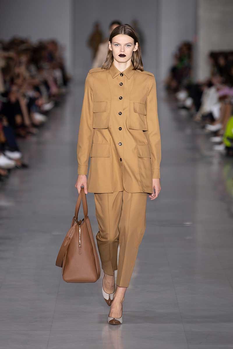 Tendenze moda primavera estate 2020. Colori naturali