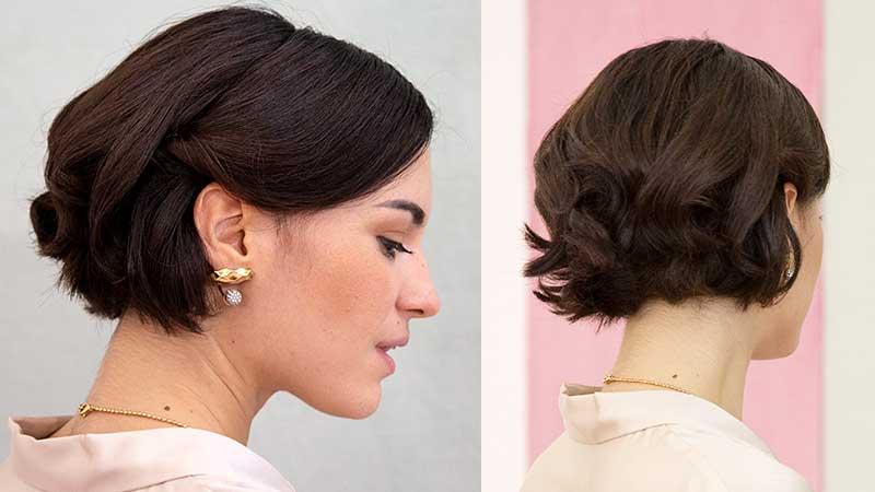 Taglio di capello corto per la primavera estate 2020