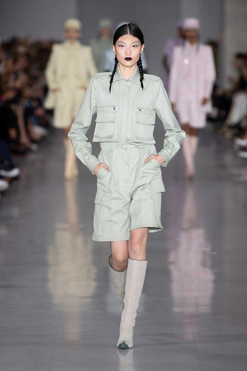 Accessori moda donna primavera estate 2020. Sfilata: Max Mara Estate 2020