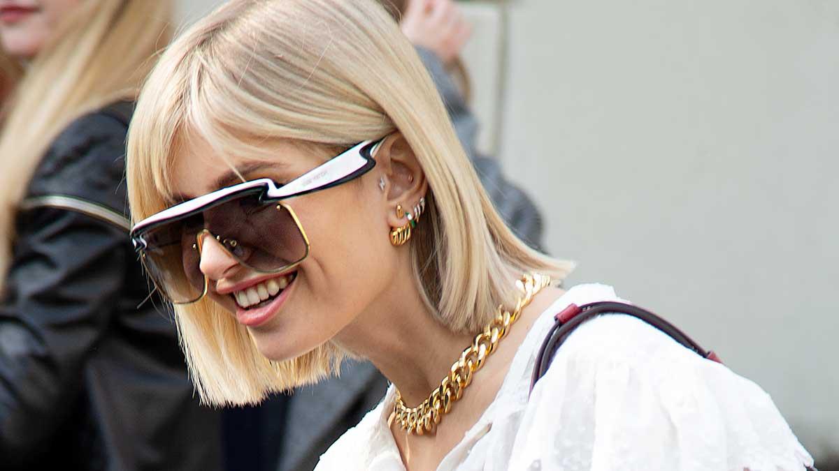 I tagli di capelli per la primavera estate 2020. Un taglio bob amatissimo e molto trendy! Foto Charlotte Mesman