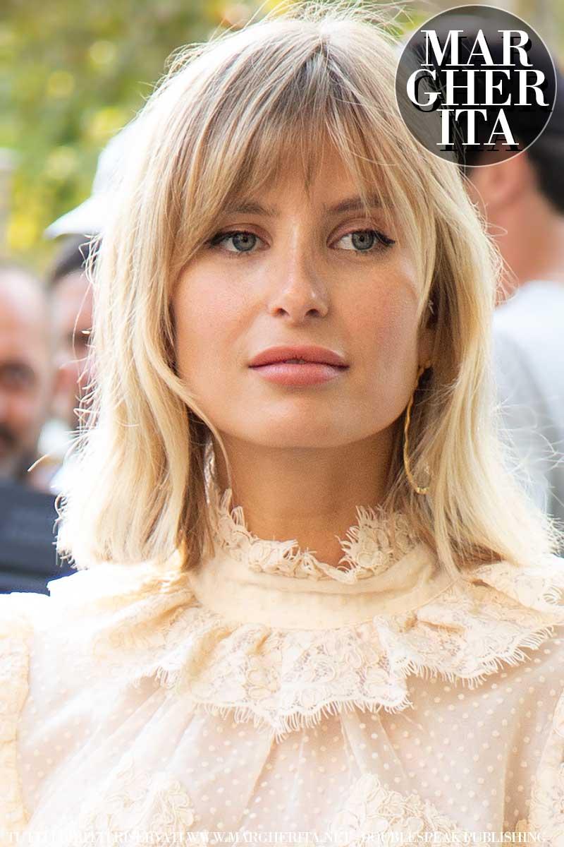 Tagli di capelli per la primavera 2020. Ecco un taglio di capelli amatissimo dalle fashionista's (e dai parrucchieri) Foto Charlotte Mesman