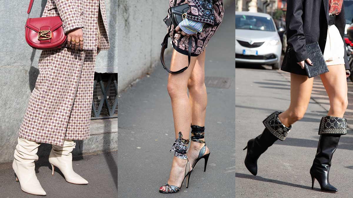 Tendenze accessori estate 2020: scarpe. Bybye sneakers! Ecco le top 5 tra le scarpe per la primavera 2020 - Foto Charlotte Mesman