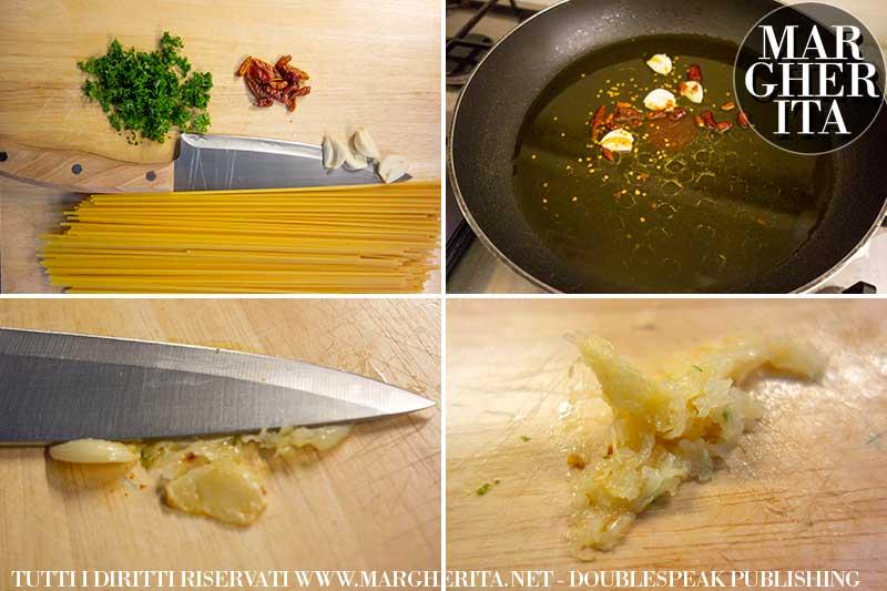 Spaghetti aglio olio e peperoncino. Una ricetta classica ma sempre nuova, ecco come la preparano gli chef